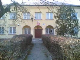 Wygląd szkoły w 2013 roku